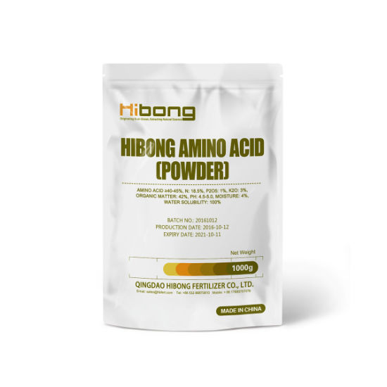 Vigohibong Bulk Amino Acid Powder, Organic Fertilizer