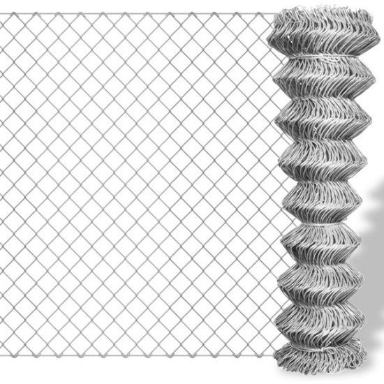 China High Quality 50mm Diamond Hole Wire Fencing Mesh (WFM) - China ...