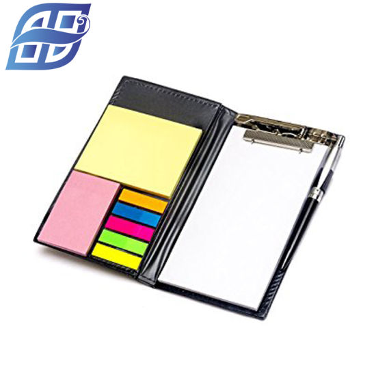 PU Leather Multifunctional Memo Pad pictures & photos