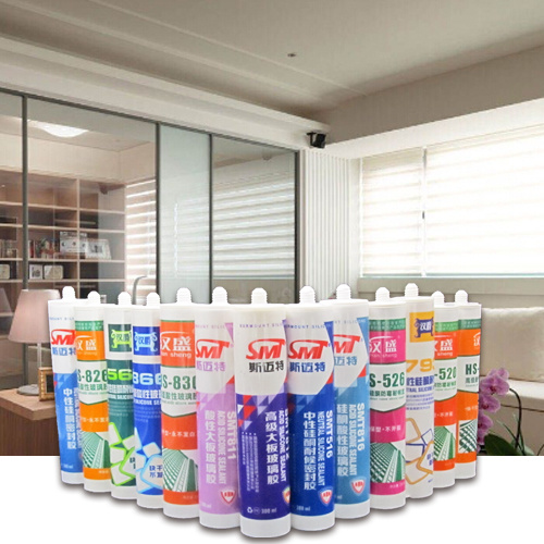 SMT-811 Acetic Silicone Sealant for Big Glass pictures & photos