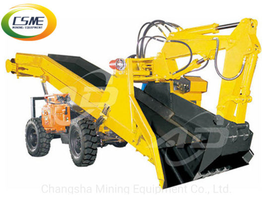 Wheel Mucking Loader Model Csaw120 pictures & photos