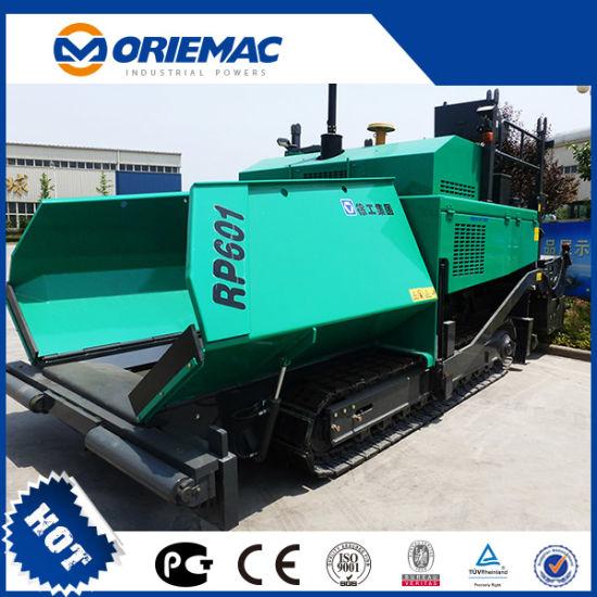 Oriemac 8m Width RP803 Concrete Asphalt Paver Machine for Sale