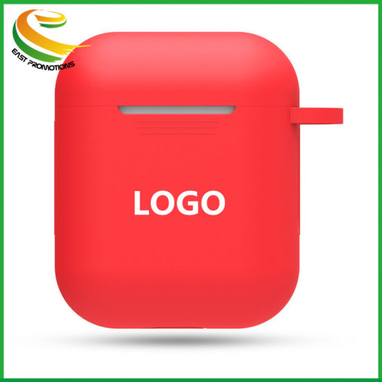 Free Custom Pattern TPU Protective Box Cover for Apple Airpod Charging Case