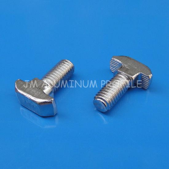 Hammer Head Screw Hammer Bolt Sliding Block aluminium profile aluminum profile groove 8-10