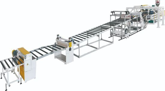PMMA/PC/GPPS Plastic Sheet Extrusion Machine/Refrigerator Plate Production Line