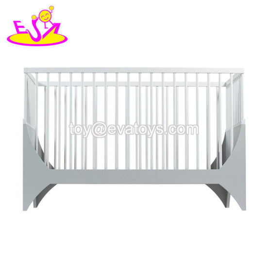 Wholesale Small Wooden Bedside Crib for Baby W08e029