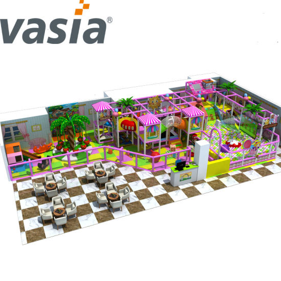 Wholesale Custom Children Kids Indoor Soft Kids Mini Playground for Sale with 19 Years Experience