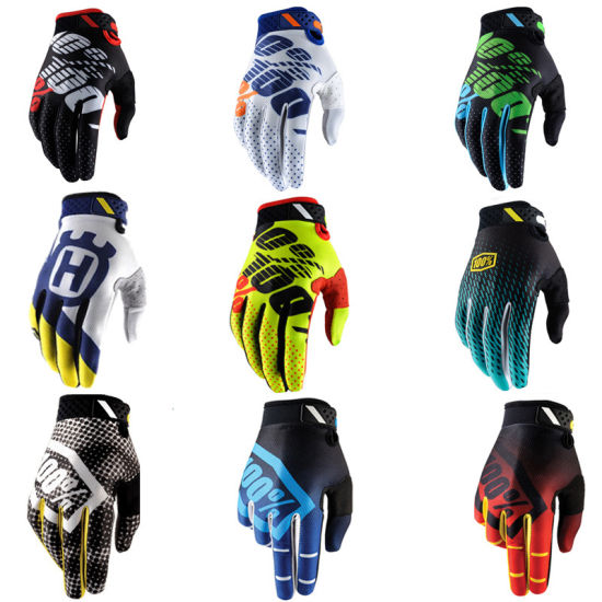 Motorcycle Riding Gloves Motocross Gloves Outdoor Sports Long Finger Gloves Bicycle Riding Gloves 100% Gloves
