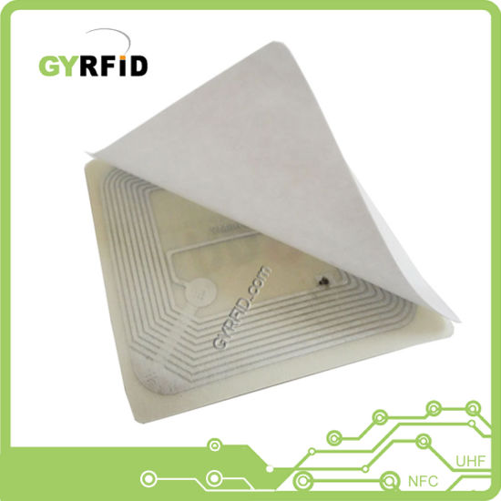 China NFC Label RFID Smart Label for NFC Applications (LAP