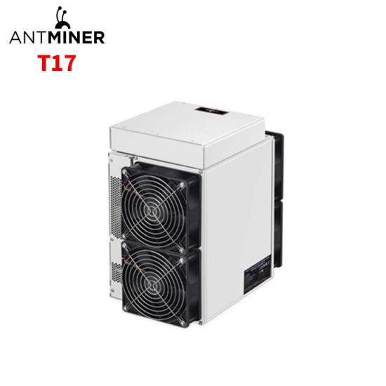 Stock/Pre-Order Antminer with Power Supply Bitmain T17 38t/40t Sha256 Bitcoin Miner