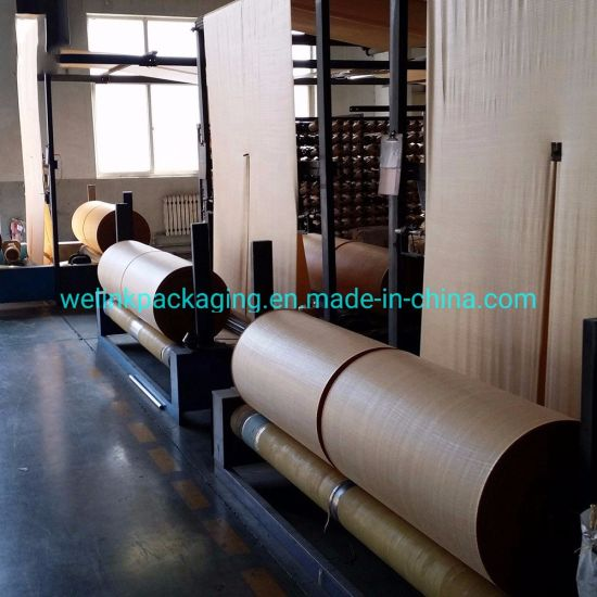 China Wholesale PP Woven Fabric Roller for Bags