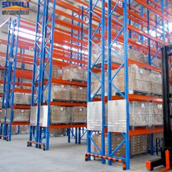 Warehouse Metal Shelving Storage Heavy Duty Pallets Racks