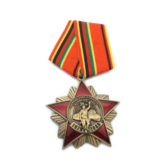 Hotsale High Quality Custom Logo 3D Metal Souvenir Metal Medal