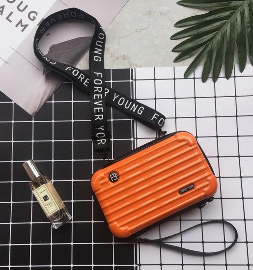 Wholesale Fashion Leisure Promotional Waterproof Travelling Girl PC Travel Hard Beauty Case