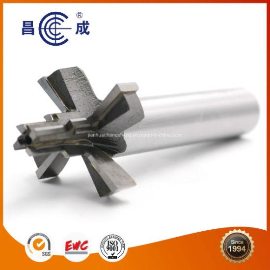 OEM Customized Carbide Insert 4 Flutes Profile Milling Tool