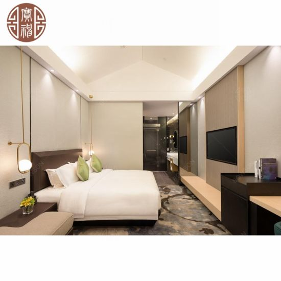 Full Set Modern Chic Hospitality Hotel Apartment Bed Room Furniture Living Room Furniture