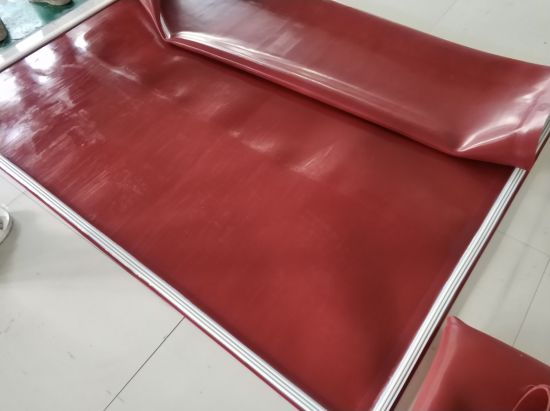 Neoprene Silicone Rubber Sheet Rubber Floor Rubber Vacuum Bag