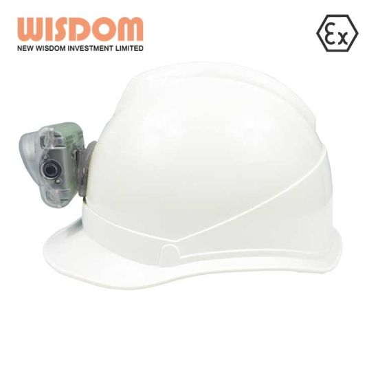 Wisdom 12000lux LED Mining Lamp, Cap Lamp with CREE LED pictures & photos