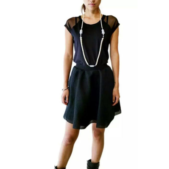 Hot Sale Custom Causal Wear Ladies Clothing Cotton Tops Women Modal Raglan Sleeve T-Shirt