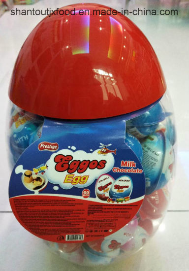 Small Chocolate Toy Egg 8 G