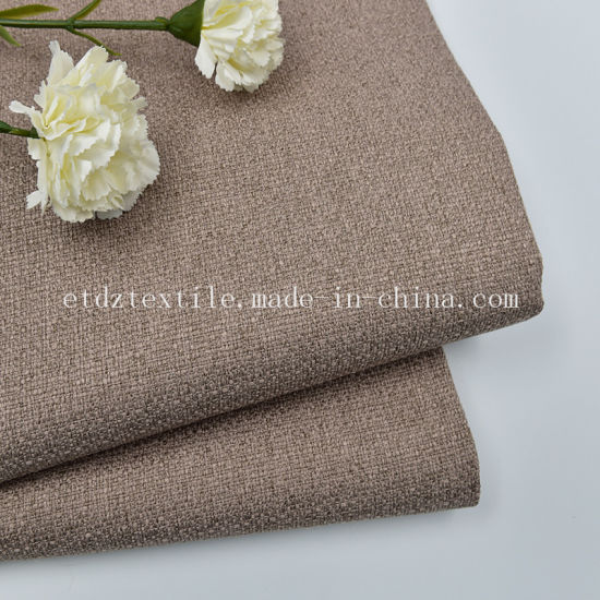 Canton Fair 100% Polyester Europe Traditional Upholstery Sofa Fabric