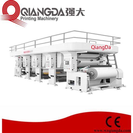 Xyra High-Speed Paper Package Flexo Line Printing Machine