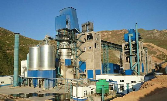 China Professional Manufacturer Vertical Shaft Lime Kiln pictures & photos