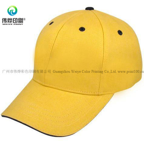 High Quality Printing Sports Baseball Hat pictures & photos