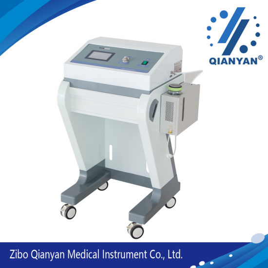 Medical Ozone Generator with Rolling Cart for Easy Unit Transportation  Within Clinic Facilities (ZAMT-80B-Basic)