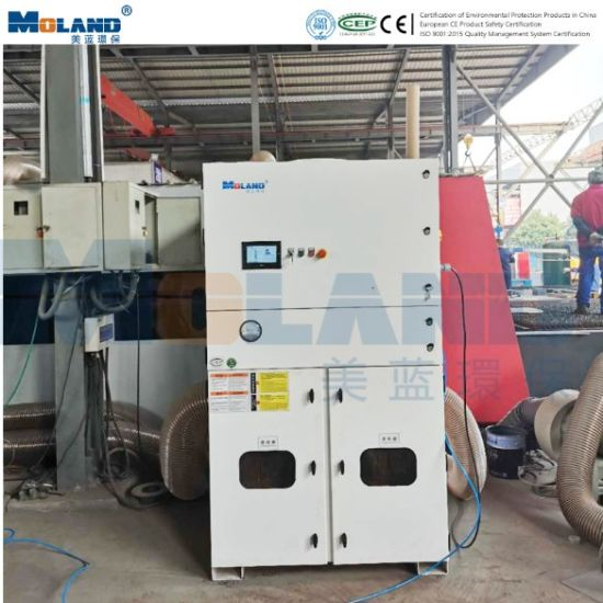 Welding Processing Industrial Dust Collector for Laser and Plasma Cutting