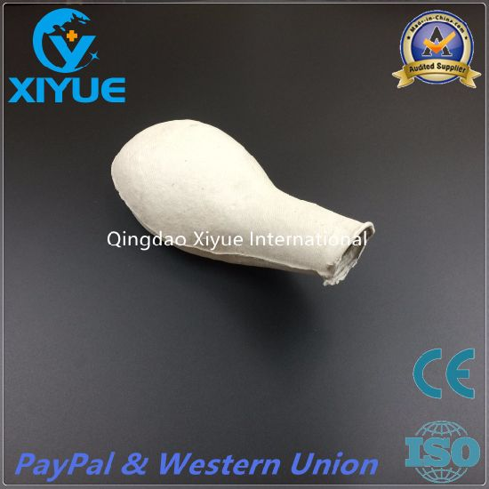 Dispobale Male Paper Pulp Urinals with Round Type