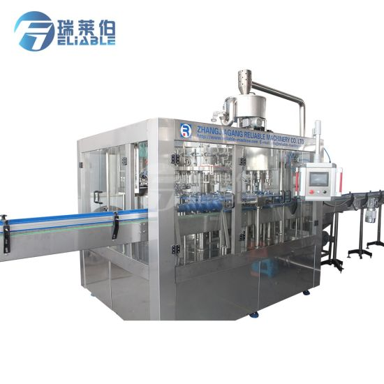 China Reliable Automatic Glass Bottle Beer Filling Machine Supplier pictures & photos
