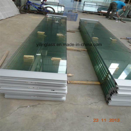 4mm -12mm Clear Heat Strengthened Glass pictures & photos