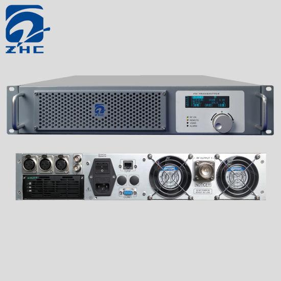New 500W FM Stereo Transmitter