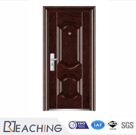 New Model Steel Security Doors Exterior Entry Door