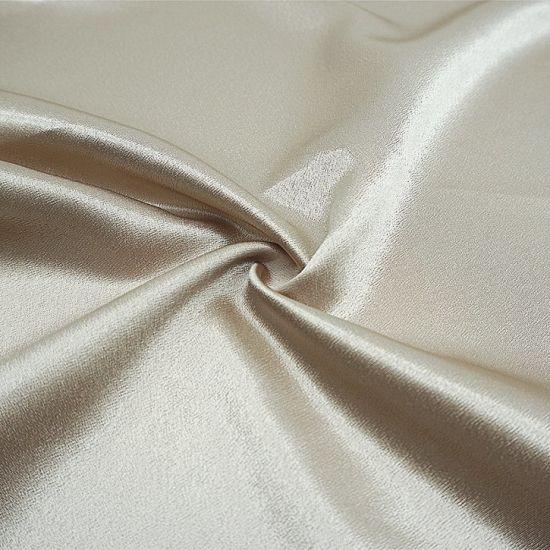Fabric, Imitation Acetate Satin, 100%Polyester Shinning Style for Dress