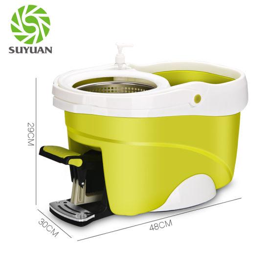 China New Products Easy Life 360 Rotating Spin Magic Mop - China