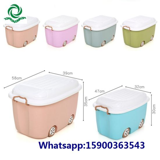 China Plastic Cartoon Storage Box From Tesco/Carrefour Supplier ...