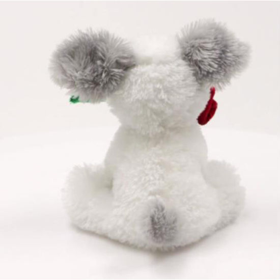 Soft Plush Dog with Flower Valentine′s Toy Gifts pictures & photos