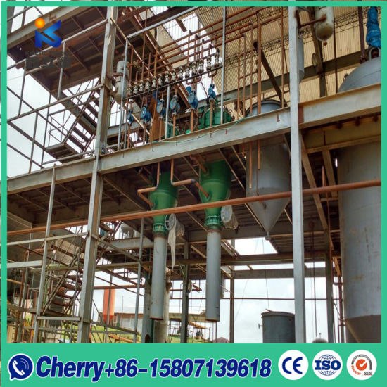 China Malaysia Palm Oil Refinery/Palm Oil Refinery Plant/New