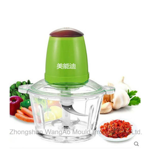 China Factory Directly Supply Automatic Mini Electric Food Chopper Meat Grinder for Home
