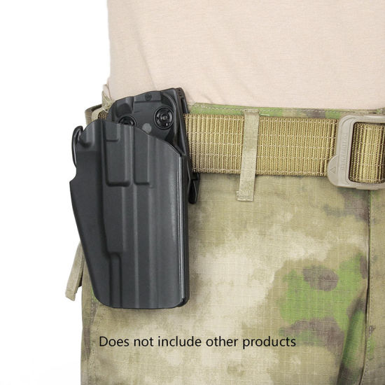 Hunting Equipment Plastic Tactical Airsoft Rifle Gun Holster HK7-0069