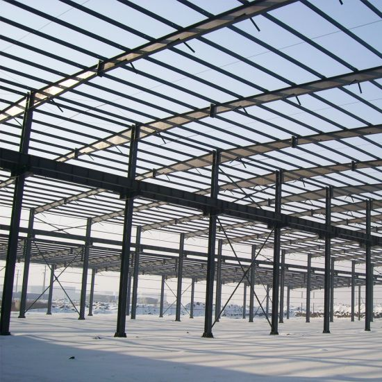 Lightweight Steel Construction / Processing Plant / Metal Workshop pictures & photos