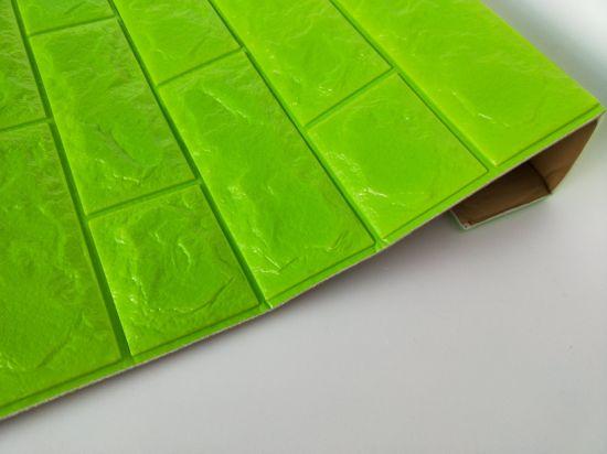 China 3d Brick Pe Foam Wallpaper Self Adhesive Wall Stickers China