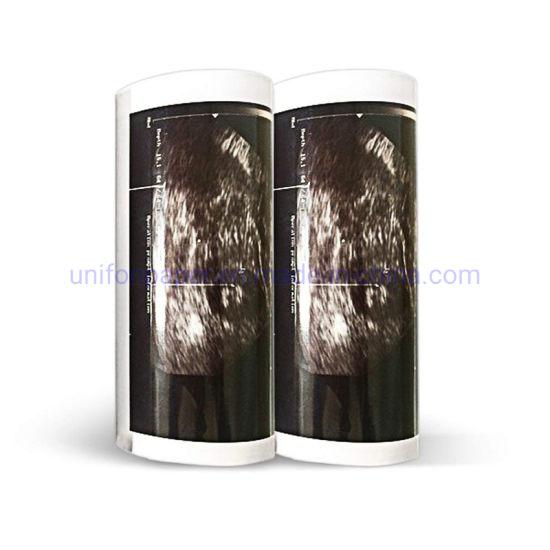 High Glossy Ultrasound Thermal Printing Paper Sony Upp-110hg High Brightness