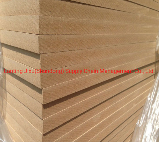 2mm 3mm 4mm 2.2mm 1.8mm 1.9mm 2.1mm 18mm Thick Raw MDF Board/Waterproof MDF Sheet/Laminated MDF in China pictures & photos