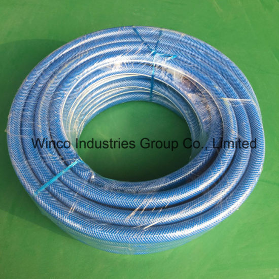 China Manufacturer PVC Plastic Hose, Plastic Pipe to Tanzania