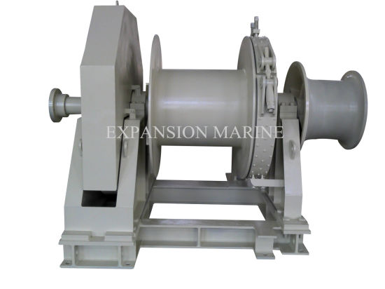 25t Hydraulic Marine Anchor Winch for Lifting and Pulling