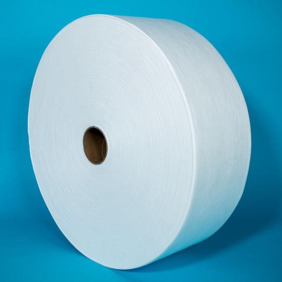 PP Spunbond Meltblown Melt Blown Non Woven Filter Fabric for Disposable Supplies