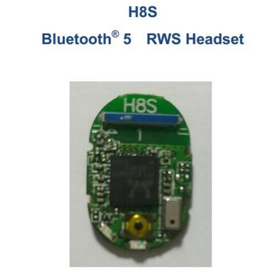 OEM Offer Bluetooth5 0 +EDR+BLE Module Cost of Bluetooth Module for Rws  Bluetooth Headset